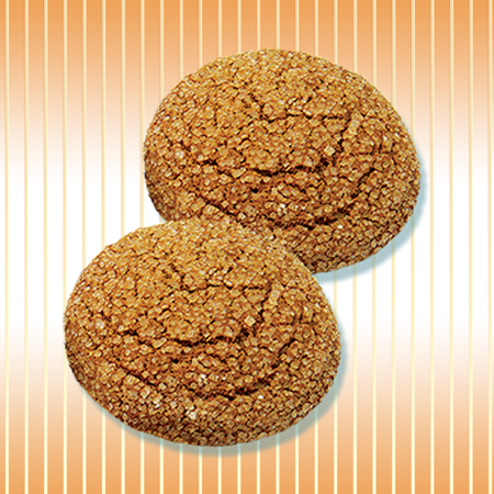 Oat cookies with sugar