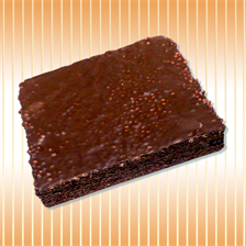 "Wafer Cake ""Chocolate"""