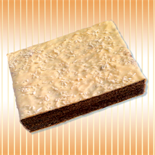 "Wafer Cake ""White night"""
