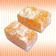 Turkish delight with apricot